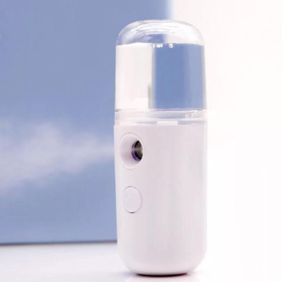 น้ําแร่ฉีดหน้า เครื่องทําความสะอาดหน้า เครื่องพ่นไอน้ำ เครื่องพ่นไอน้ําอโรม่า เครื่องพ่นไอน้ําหน้า เครื่องพ่นไอน้ำแบบพกพา Steamer.