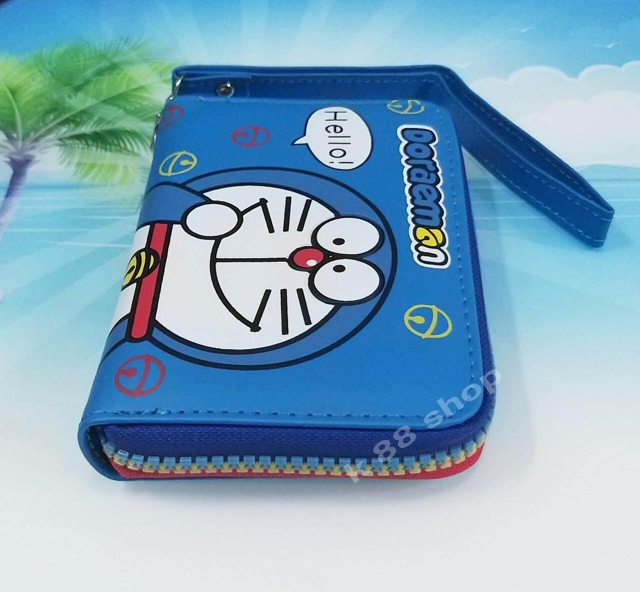 กระเป๋า กระเป๋าสตางค์ ผู้หญิง กระเป๋าตัง กระเป๋าเงิน กระเป๋าใส่เงิน กระเป๋าใส่บัตร กระเป๋าใส่นามบัตร ลายใหม่ล่าสุด ( ขนาด 9x13 Cm. ) By K 88 Shop.