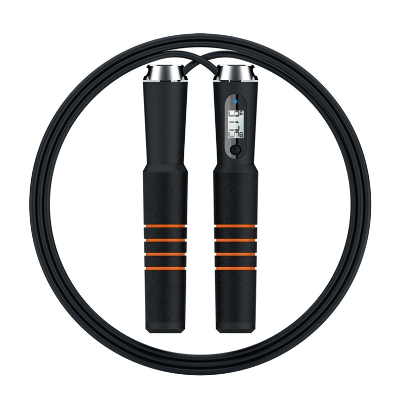 Bảng giá Smart Bluetooth Jump Rope Cross Fit Digital Calorie Speed Counter Jump Ropes For Exercise Alarm Reminder Weight Setting#294088