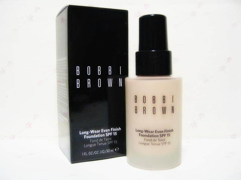 Bobbi Brown Long Wear Even Finish Foundation 1 Warm Lvory.