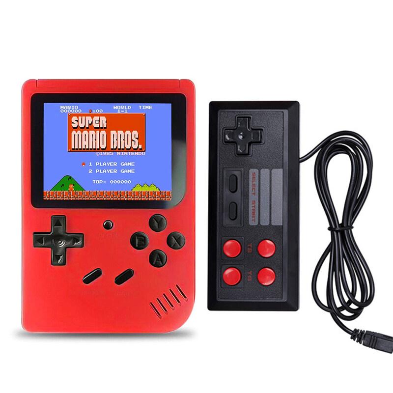 Máy chơi game cầm tay mini sup Gameboy, máy chơi game console cổ điển 400 trong 1, máy chơi video Console cổ điển 8 bit 3.0 inch cửa ra vào, quà tặng cho trẻ em