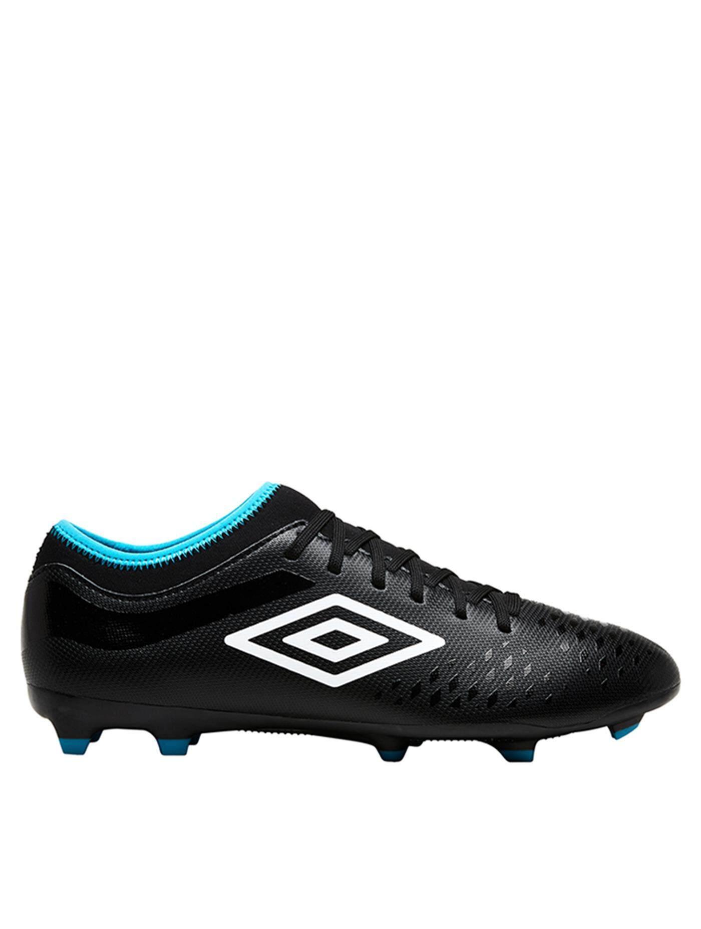 Umbro รองเท้าฟุตบอลผู้ชาย Velocita 4 Club (fg) 81396u-Fyt ไซส์ Us9_สีดำ By Lnwitem.