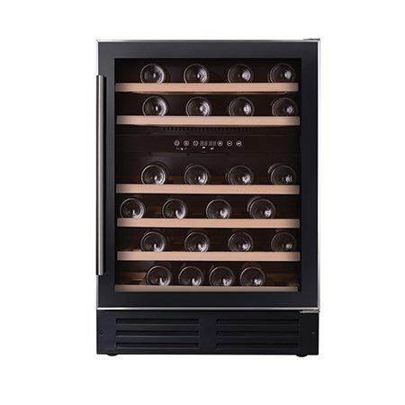 Temptech ตู้แช่ไวน์ รุ่น Classic Vwcr46db – สีดำ บรรจุ 54 ขวด By Temptech.