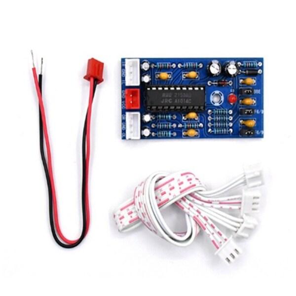 Subwoofer Preamp Tone Board BBE2150 Preamplifier Amplifier Volume Control Subwoofer Processor