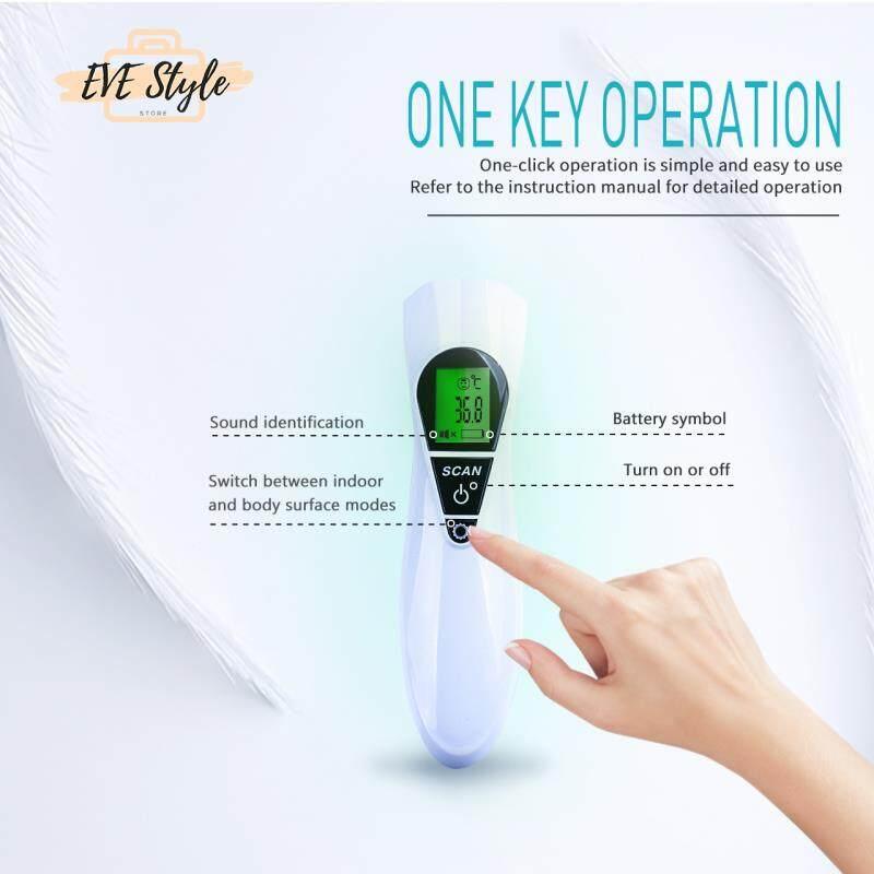 GIC มีของพร้อมส่งในประเทศไทยInfrared Forehead Thermometer เครื่องวัดไข้ เครื่องวัอุดณหภูมิแบบอินฟราเรดอิเล็กทรอนิกส์ จอแสดงผลดIR818
