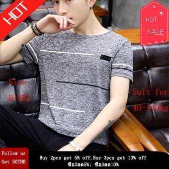 SIM Men's Wear Clothes T-shirt Breathable Fashion