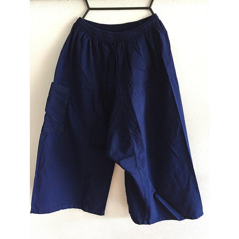 กางเกงเล/กางเกงกีหม้อห้อม(ม่อฮ่อม) เอวยางยืด  กางเกงขายาวผู้หญิง กางเกง ยีน ส์ 5 ส่วน ผู้หญิง กางเกง ยีน ส์ ขา ยาว ผู้หญิง กางเกง ทรง กระบอก ผู้หญิง กางเกง ขา สาม ส่วน หญิง กางเกง ยีน ส์ 6 ส่วน ผู้หญิง กางเกง ผู้หญิง ขา ยาว.