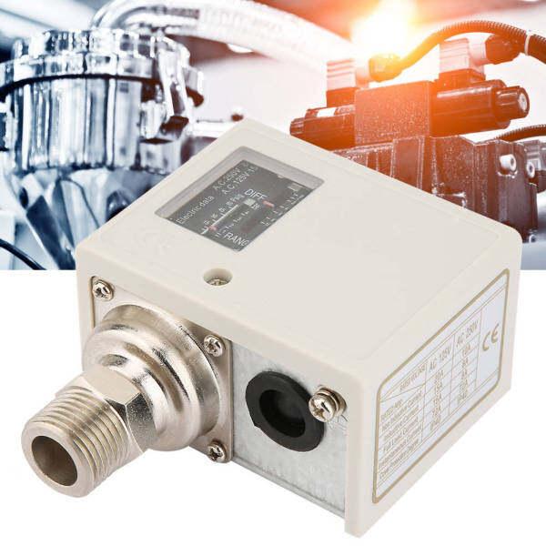 Công tắc điều khiển áp suất điện tử G1 / 2  Máy bơm nước không khí Bộ điều khiển áp suất máy nén