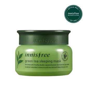 รีวิว innisfree Green tea sleeping mask (80ml)