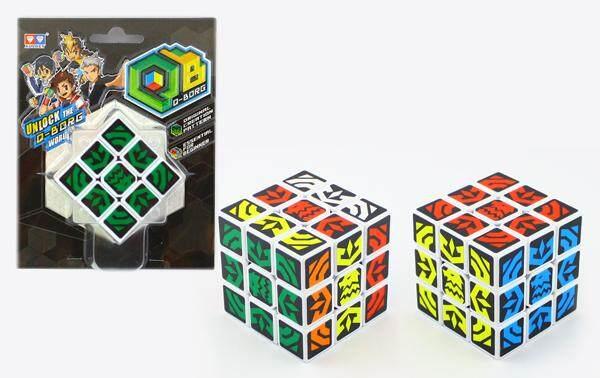 T.p. Toys Q-Borg รูบิคตราเพชร Spin Dragon By T.p. Toys.