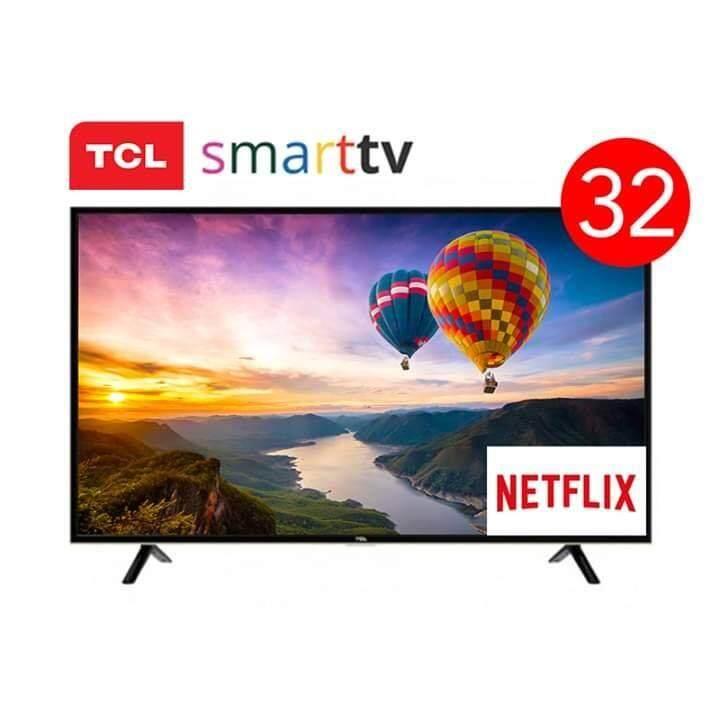 TCL 32 นิ้ว 32S62 LED SMART TV ปี 2018 สินค้าใหม่แกะกล่อง ประกันศูนย์