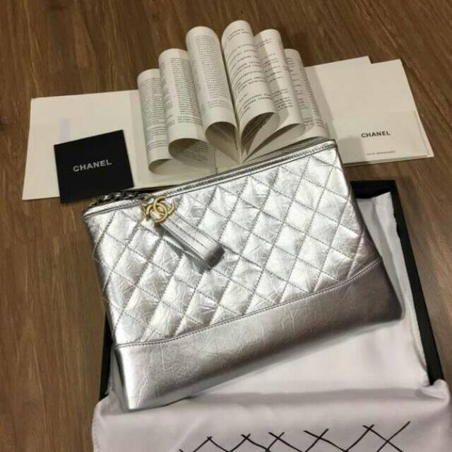 Chanel Clutch 1:1 Full Box Set.