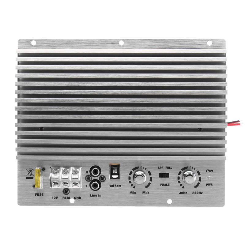 12V 1000W Car Audio Power Amplifier Subwoofer Power Amplifier Board Mono Audio Diy Amplifier Board Car Player Đang Có Ưu Đãi