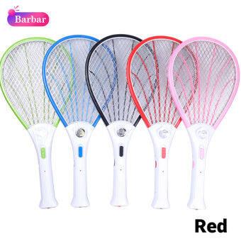 Bbr LED ไม้ตียุงไฟฟ้า,ยุง Swatter ตาข่ายขนาดใหญ่ไม้ตีแมลงวันอเนกประสงค์ยุงอิเล็กทรอนิกส์ Killer