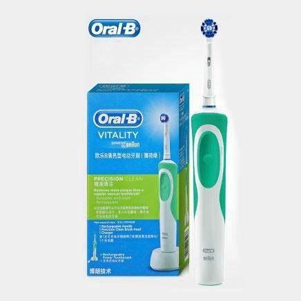 Oral-B แปรงสีฟันไฟฟ้า รุ่น Vitality ขายดีอันดับ 1