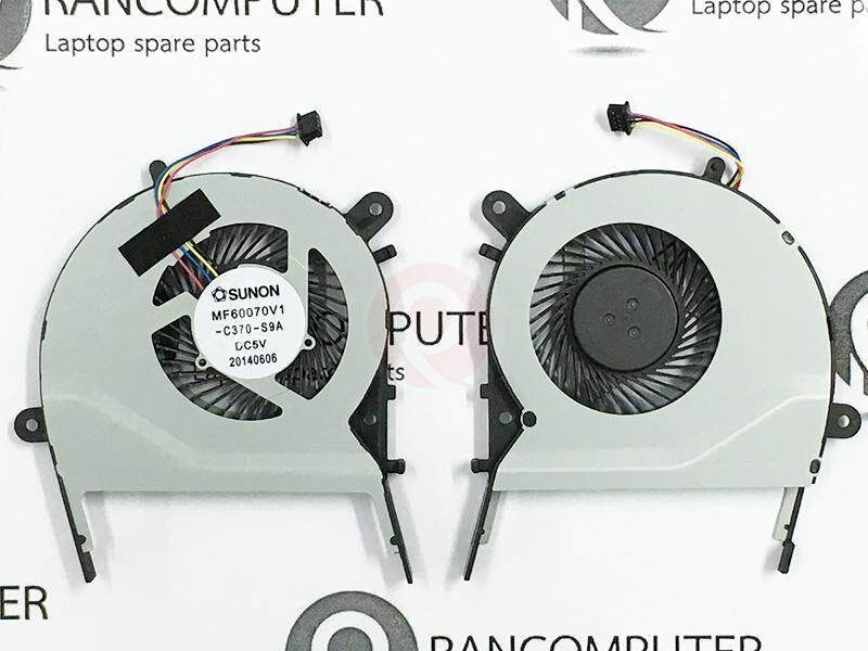 Cpu Fan Asus A455 K455 K455l X455 X555 X555la X555ld X555ln X555lp K555 X455ld X455cc A455ld By Rancomputer.