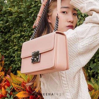 VEENA1921 : กระเป๋าสะพาย BELLA (M)