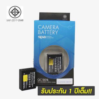 แบตเตอรี่กล้อง Fuji ยี่ห้อ SPA Battery รหัส W126 Replacement Battery ใช้กับ Fuji X-E1 , X-E2 , X-T1 , X-T2 , X-T3 , X-M1 , X-A1 , X-A2 , X-A3 , X-A5 , X-T20 , X-T30-