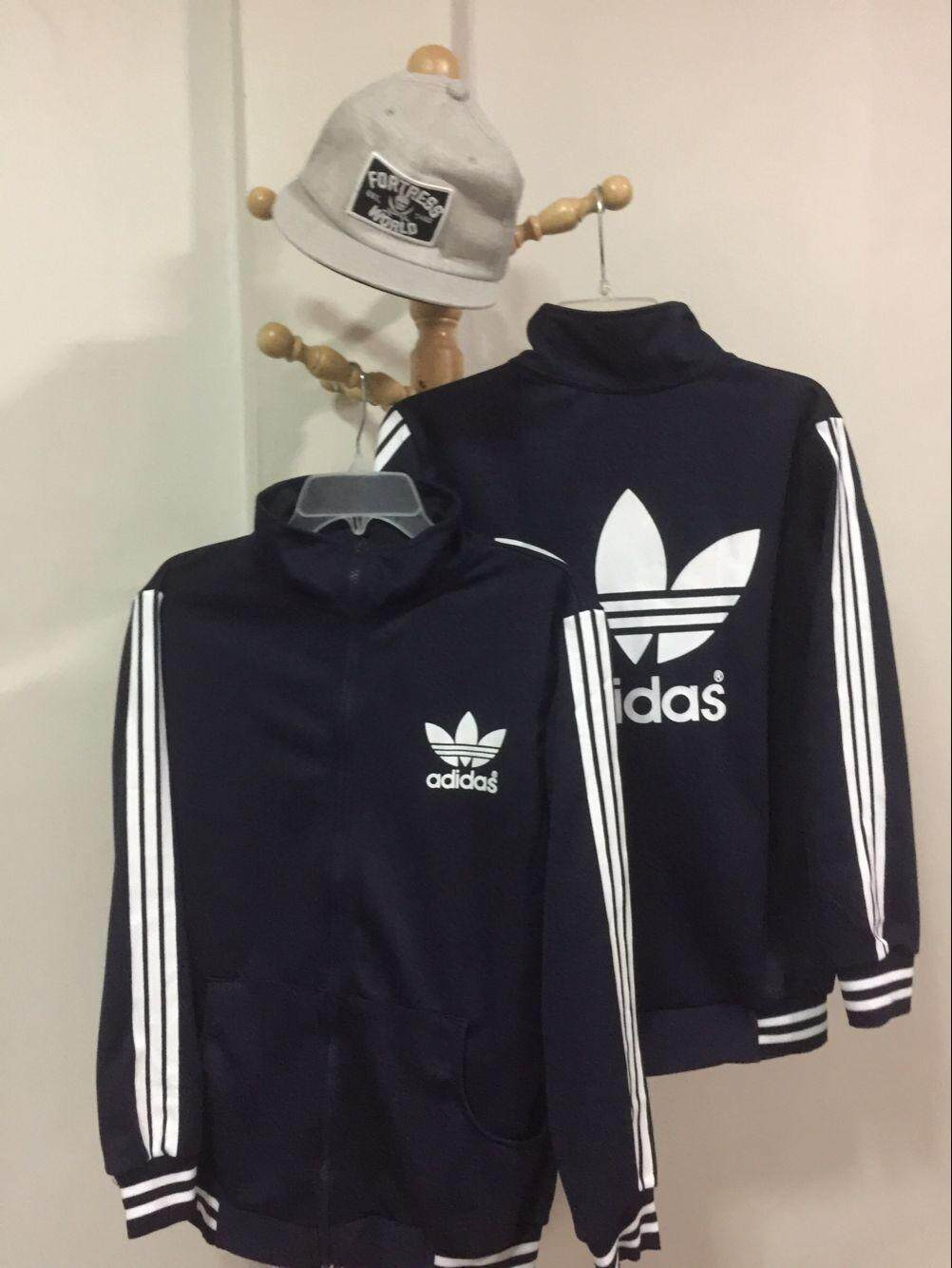Adidas Fashion Unisex Comfortable Casual Coat