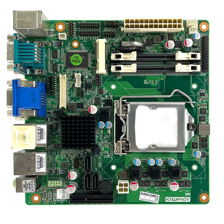 เมนบอร์ด 1155 Itx Mb Advantech H61 Itx ( Aimb-281g2-00a1e ).