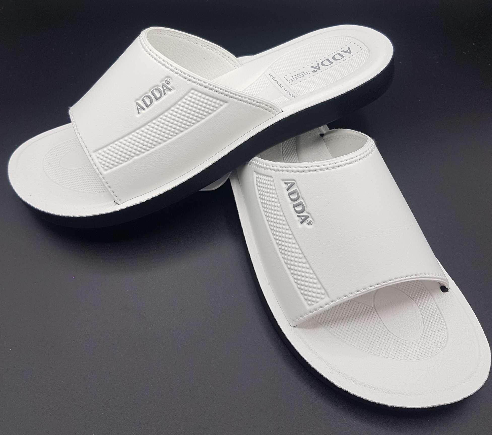 รองเท้าแตะ รองเท้าแตะชาย รองเท้าแตะผู้ชาย รองเท้าแตะแอ๊ดด้า Adda รองเท้าแบบสวม Shoes Shoes men 7q13