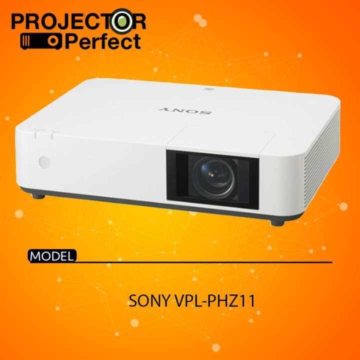 Best Seller โปรเจคเตอร์ SONY VPL-PHZ11 Laser Projector (5,000 ANSI Lumens/WUXGA))