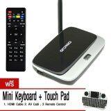 ขาย 9Final Android Tv Box Q7 Cs918 Rk3188 กล่องดูหนังออนไลน์ Android Smart Tv Box 2Gb 8 Gb ฟรี Mini Keyboard With Touch Pad เป็นต้นฉบับ
