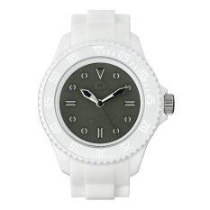 ซื้อ Kraftworxs Sparks Lady นาฬิกาเรืองแสง สายซิลิโคน White Black ถูก ใน ลำปาง