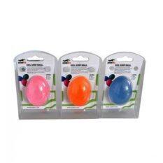 ขาย Begins เซ็ตลูกบอลเจล บริหารมือ Gel Ball Hand Exerciser แรงบีบ 3 ระดับ 3 ชิ้น สีชมพู ส้ม ฟ้า ไทย