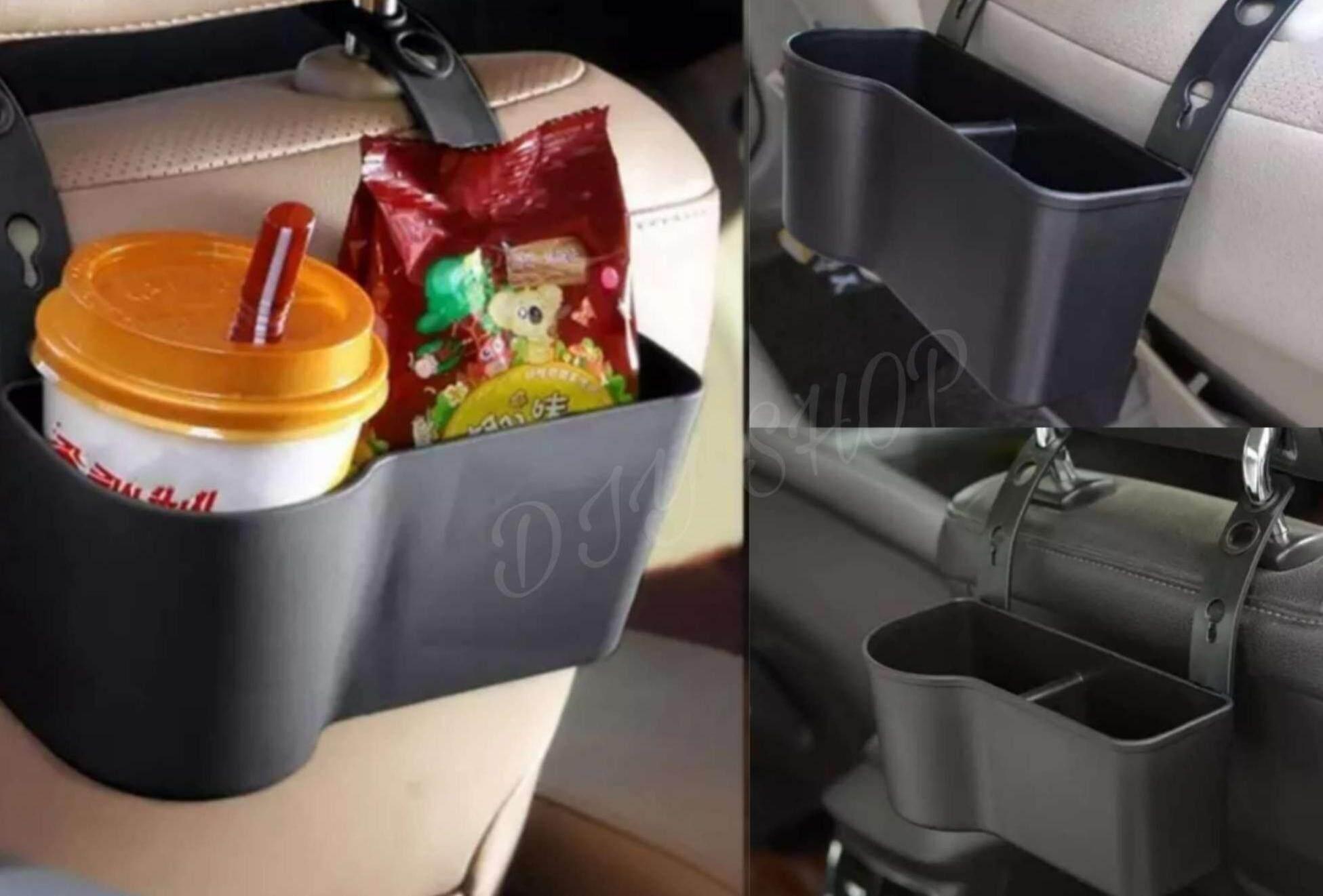 ที่วางแก้วน้ำในรถ แบบแขวนพนักพิง By Asha Shop.