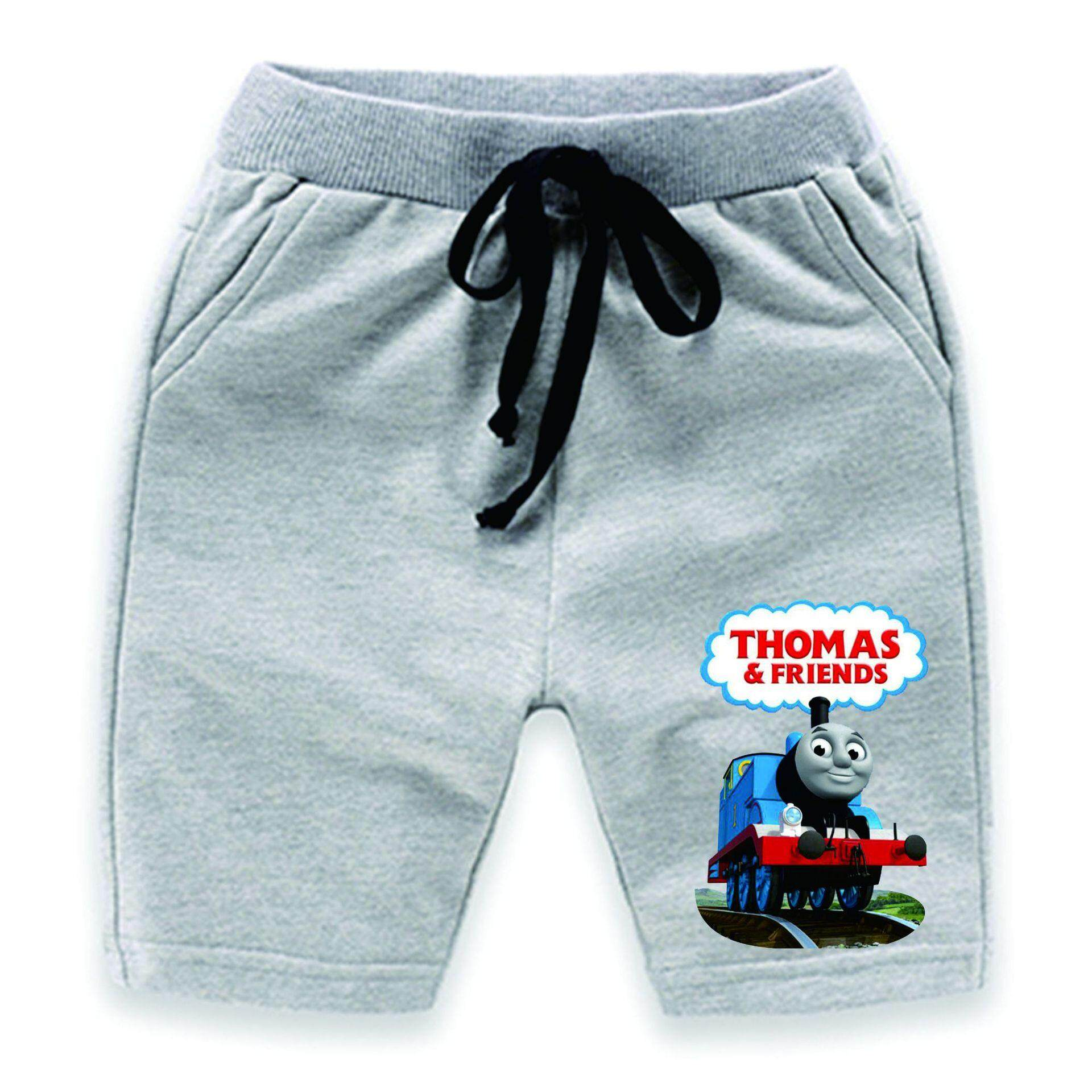 Thomas children's clothing new Thomas pattern shorts cotton shorts cartoon children's shorts unisex