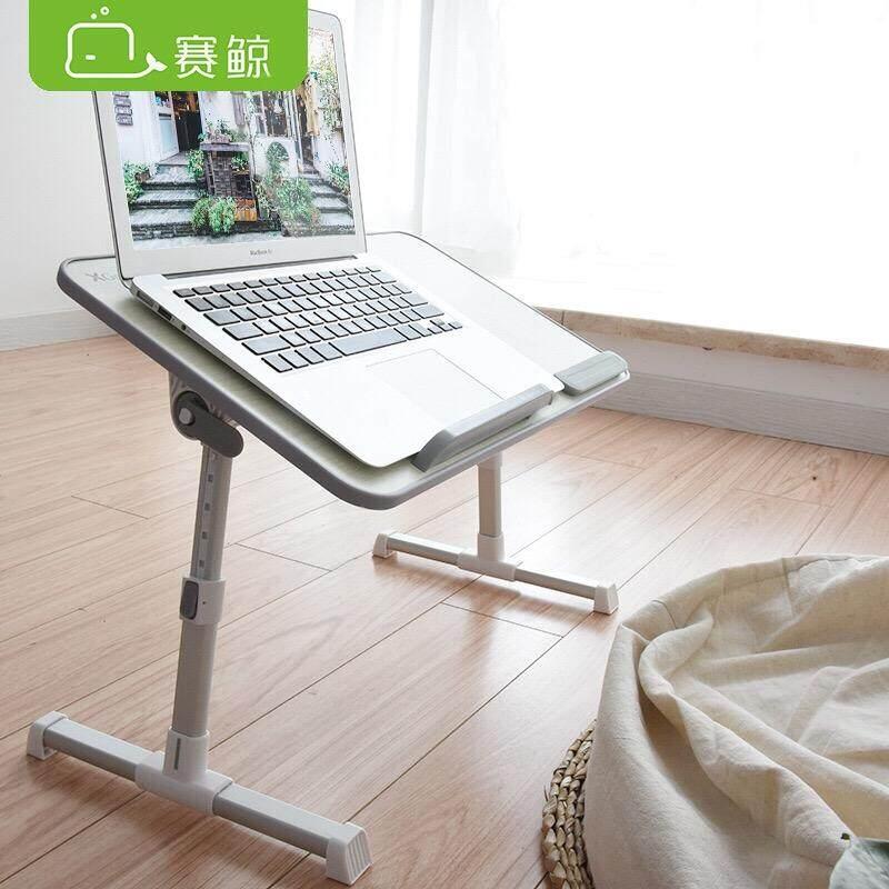 โต๊ะวางโน๊ตบุ๊ค พกพา น้ำหนักเบา 52x30cm.