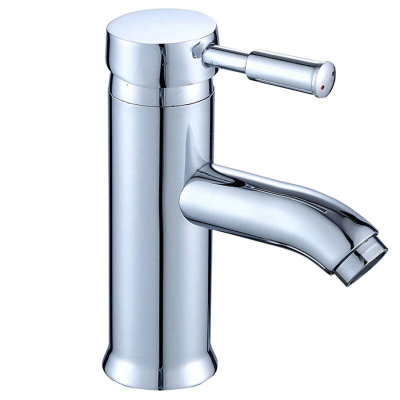 Single Handle Kitchen Bathroom Basin Sink Hot and Cold Water Mix Faucets Washbasin Tap Bathroom Hot and Cold Water Faucet
