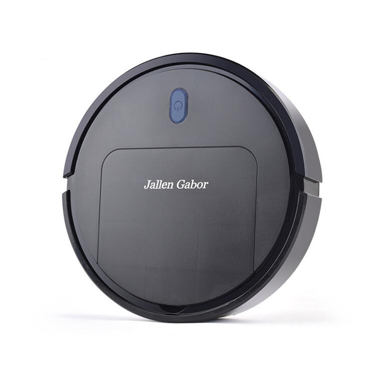 Jallen Gabor รุ่น IS25 เครื่องดูดฝุ่นอัตโนมัติ หุ่นยนต์ 2in1 ดูดฝุ่น กวาดพื้น ถูพื้น cleaning robot vacuum cleaner