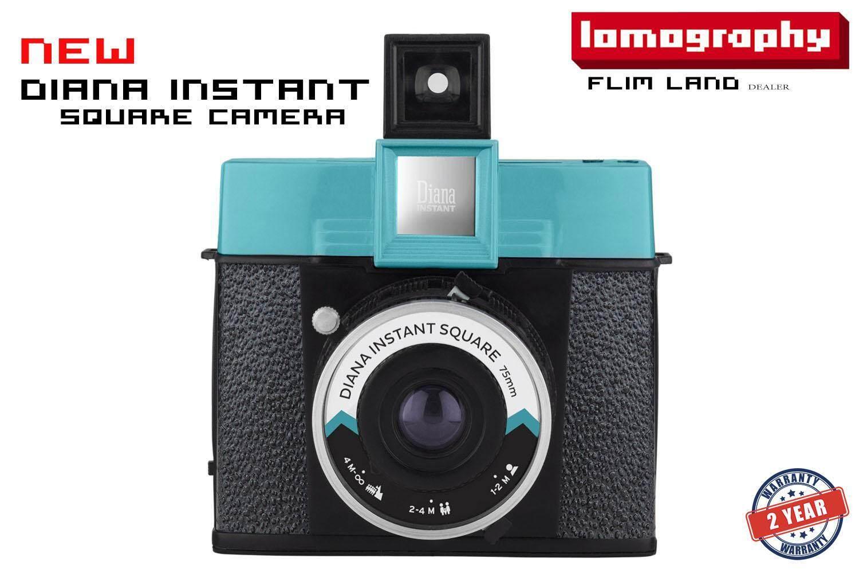 กล้องโลโม่ กล้อง Diana Instant Square Camera ถ่ายแล้วรูปออกมาเรย [พร้อมส่งรับสินค้าภายใน3วัน ].