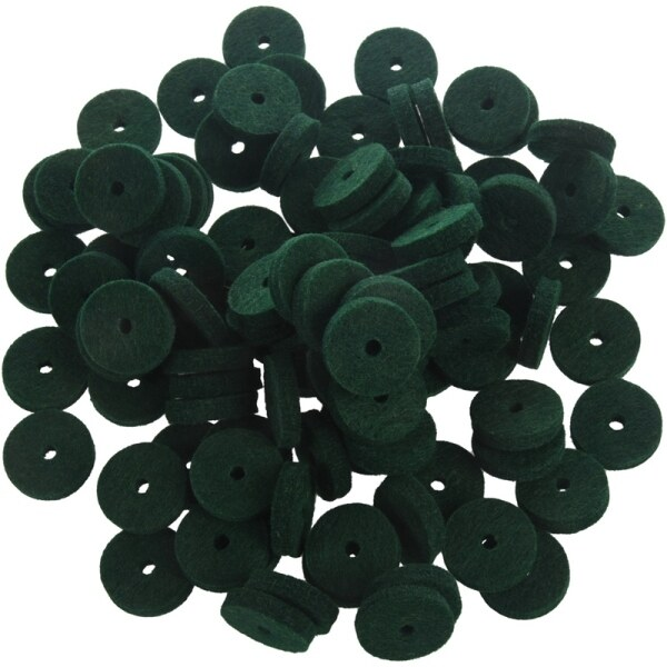 90Pcs Piano Keyboard Washer Piano Felt Balance Rail Punchings Washers Repair Parts Useful Piano Tuning Tool Malaysia