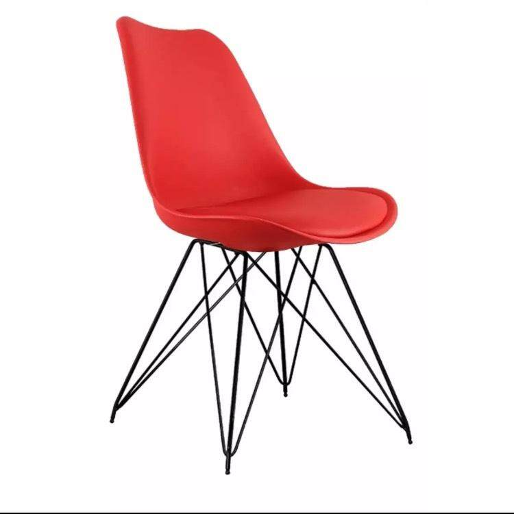เก้าอี้สำนักงาน เก้าอี้ เก้าอี้กินข้าว ตกแต่งบ้าน ห้องนั่งเล่น คอนโด โฮมออฟฟิศ ออฟฟิต ราคาถูก Chair Dining Design Modern ซื้อ รุ่น C 3005.