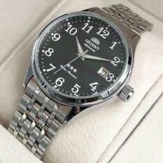 ORIENT Đàn ông Đồng hồ cơ tự động cao cấp Đồng hồ đeo tay bằng thép không gỉ cổ điển Đồng hồ cơ tự động cao cấp ORIENT