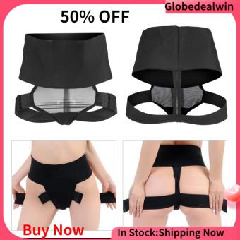 【COD】[Globedealwin]ผู้หญิงก้นยกกางเกงความงามสะโพกกางเกงบางร่างกายชุดชั้นในสะโพกเพิ่ม - นานาชาติ