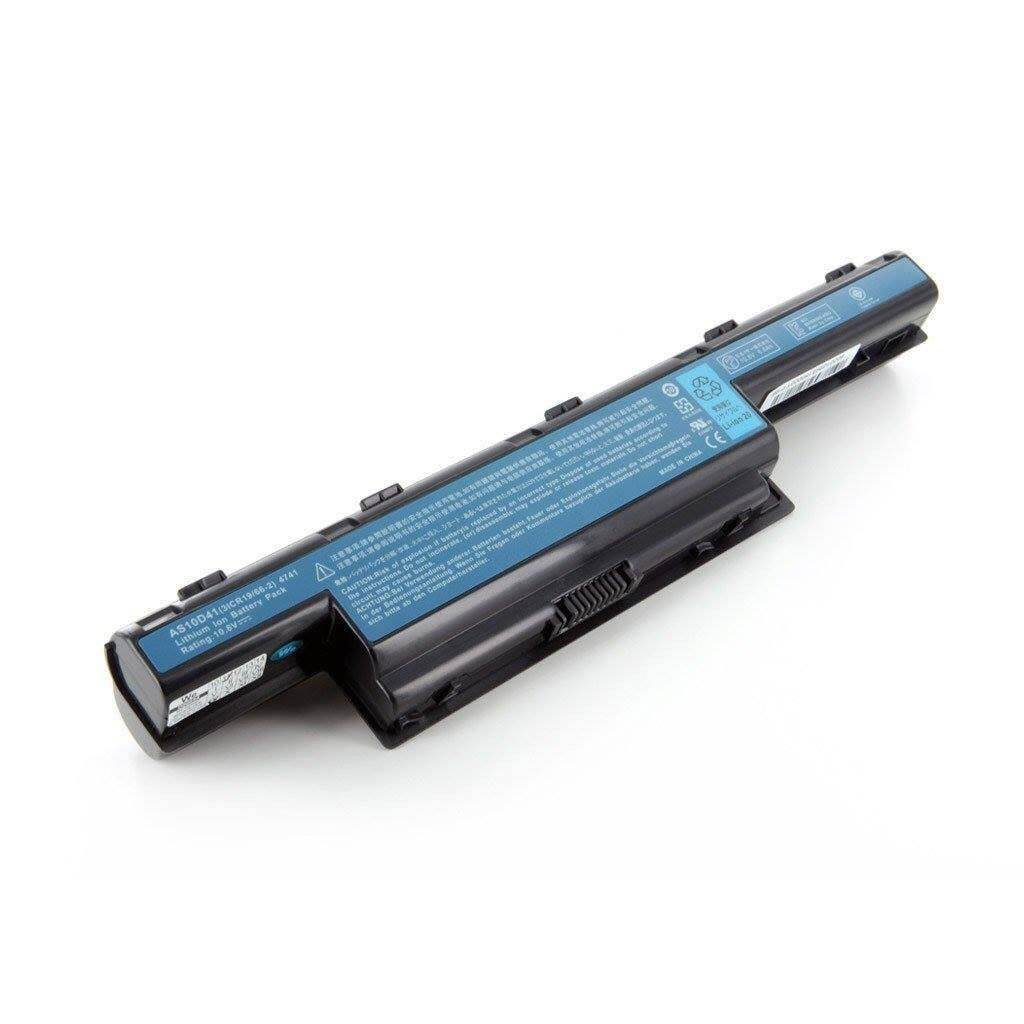 แบตacer 4741 4750 3810 Battery 11.1v 4400mah แบตเตอรี่เอเซอใหม่มือหนึ่ง ราคาถูกที่สุด.