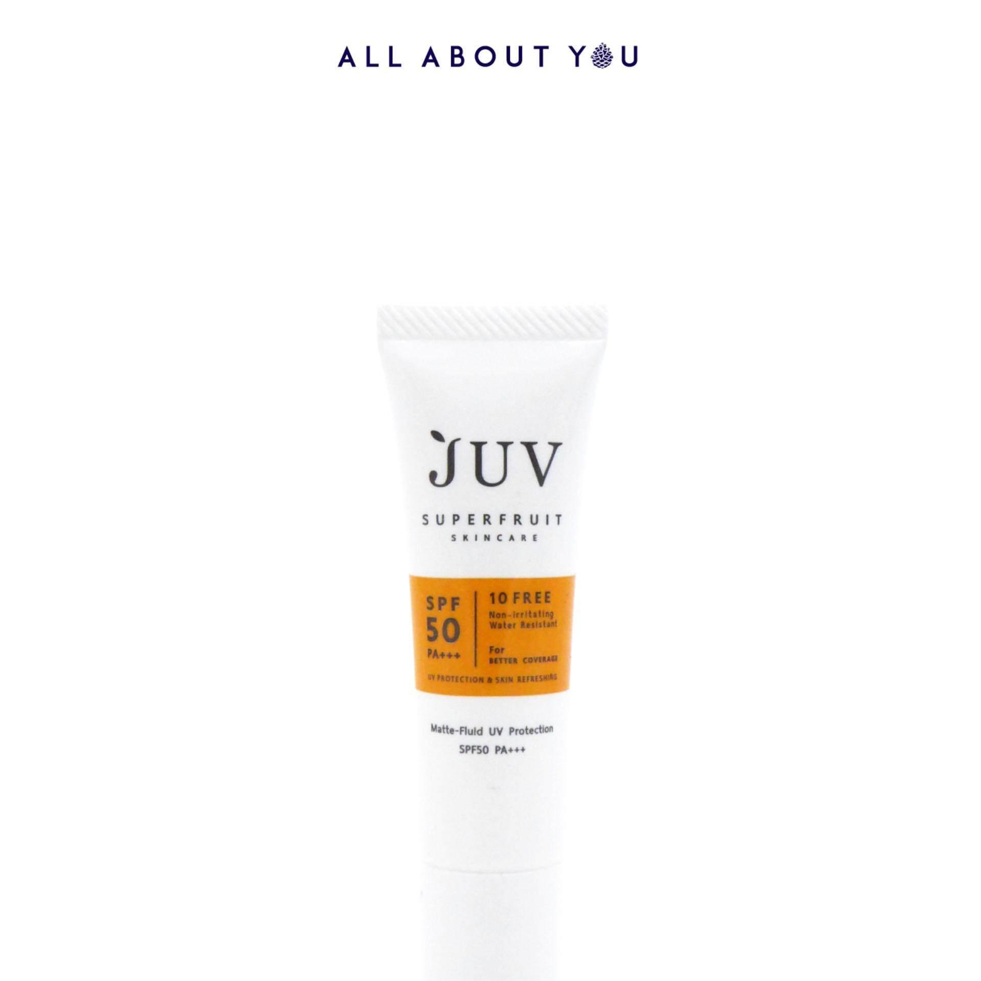 JUV Matte-Fluid UV Protection SPF 50 PA+++ 8 ml