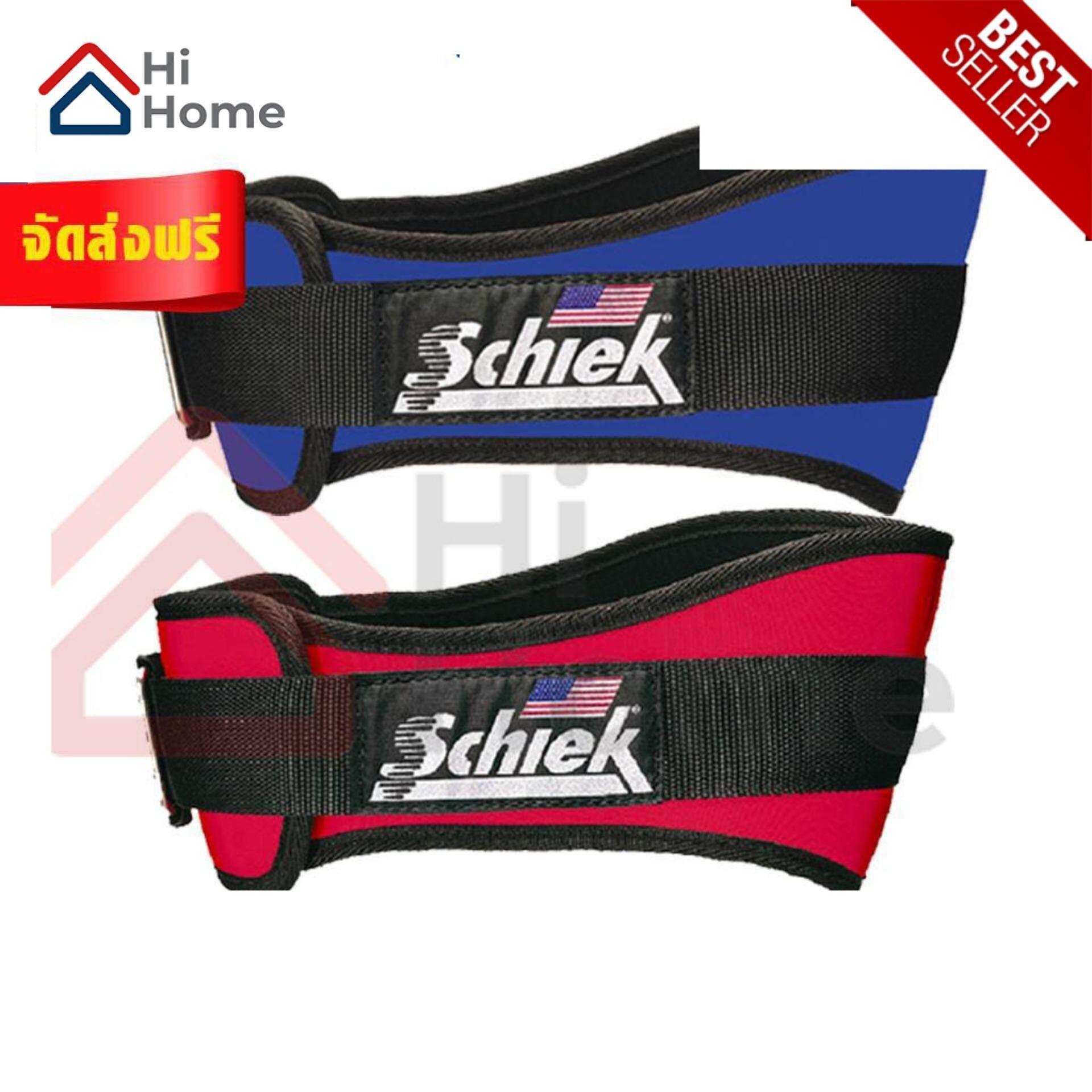Schiek 2006 Lifting Belt เข็มขัดนักกีฬา เข็มขัดยกน้ําหนัก เข็มขัดออกกำลังกาย เข็มขัดยกเวท เข็มขัดรัดเอวฟิตเนส เข็มขัดฟิตเนส เข็มขัดฟิตเนสlazada เข็มขัดรัดเอวเล่นกล้าม รับน้ำหนัก สามารถช่วยให้คุณเล่นท่า Squat ได้ถึง 500 ปอนด์ ออกแบบเพื่อให้เข้ากับรูปสรีระ.