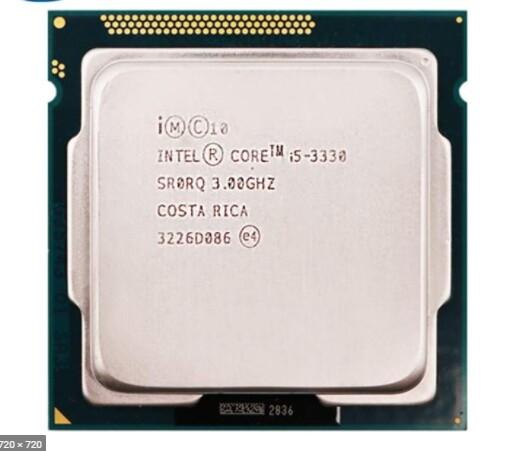 ซีพียู Intel โปรเซสเซอร์ 1155 Core I5/i3/g530/g620/g2010/g2020 พร้อมใช้ ส่งไว(เลือกรุ่นก่อนสั่งซือ้).