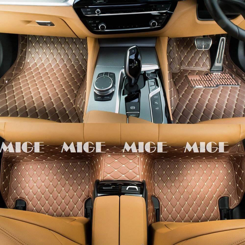 (สำหรับ Hyundai Starex(vip) 2013 ปี * 7 ที่นั่ง)พรมปูพื้นรถยนต์ Premium 7 ชิ้น (มี 16 สี) อุปกรณ์ภายในรถ โรงงานผลิตของไทย สามารถสั่งทำได้ถึง99%ของรุ่นรถในตลาด.