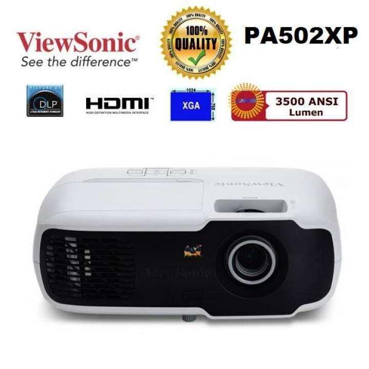 ViewSonic PA502XP 3500 Lumens XGA HDMI, USB Type A, Speaker