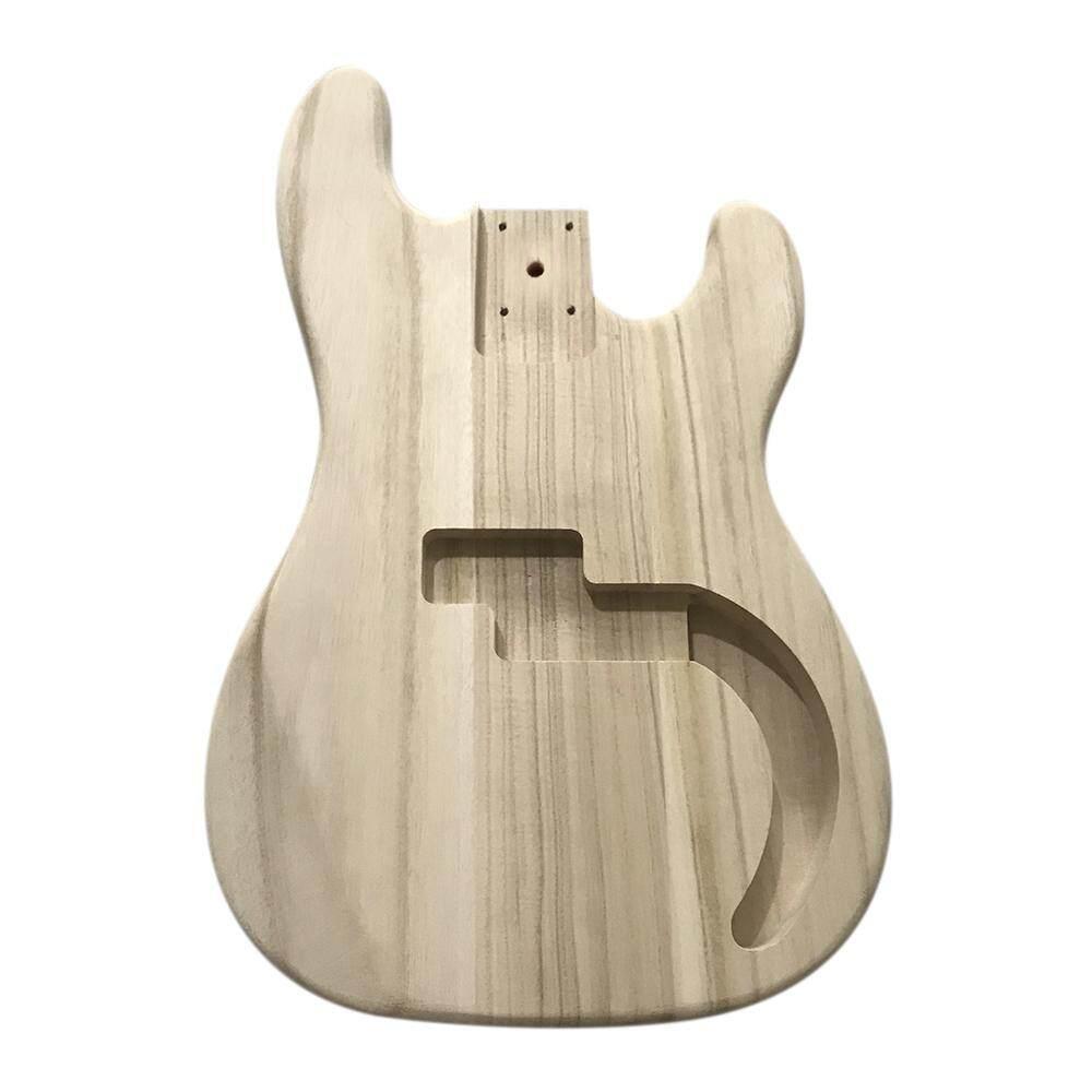 Đánh Bóng Gỗ Loại Đàn Guitar Điện Nòng Tự Làm Điện Phong Đàn Guitar Thùng Cơ Thể Cho PB Phong Cách Guitar Bass