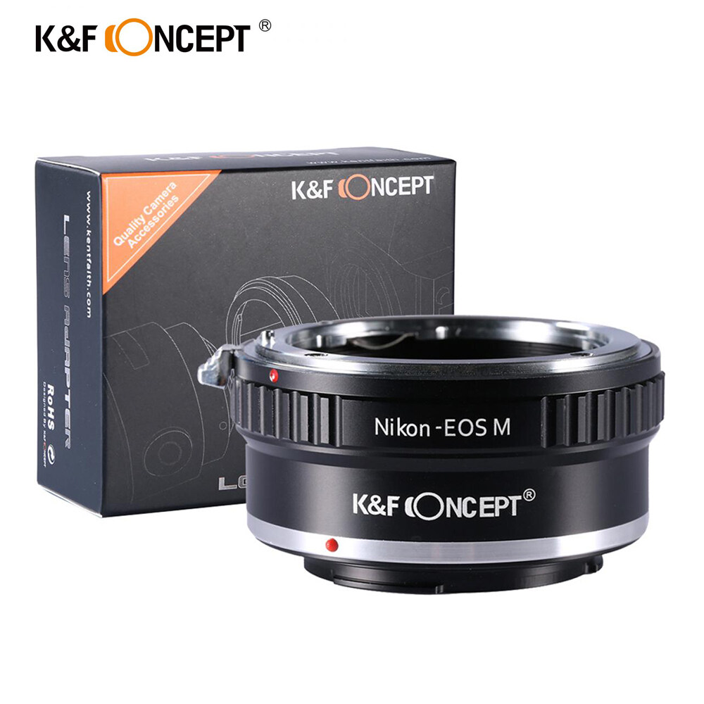 K&f Concept Lens Adapter Kf06.122 For Ai-Eos M.