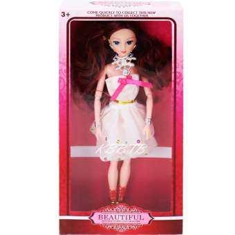 COCO TOY  ตุ๊กตาบาร์บี้ ตุ๊กตาสาวน้อยน่ารัก สามารถหักงอแขนได้ 9516-