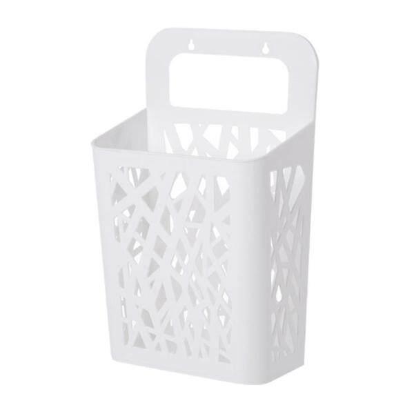 2Pack Storage Basket, Can Be Hanged with Handle, Convenient Hamper, Send Hook