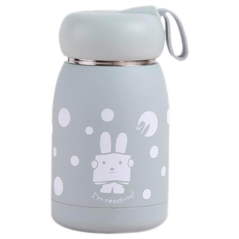 320Ml Fashion New Stainless Steel Vacuum Flask Cute Children'S Mini Mug Portable Thermal Vacuum Flasks Cup Bottles